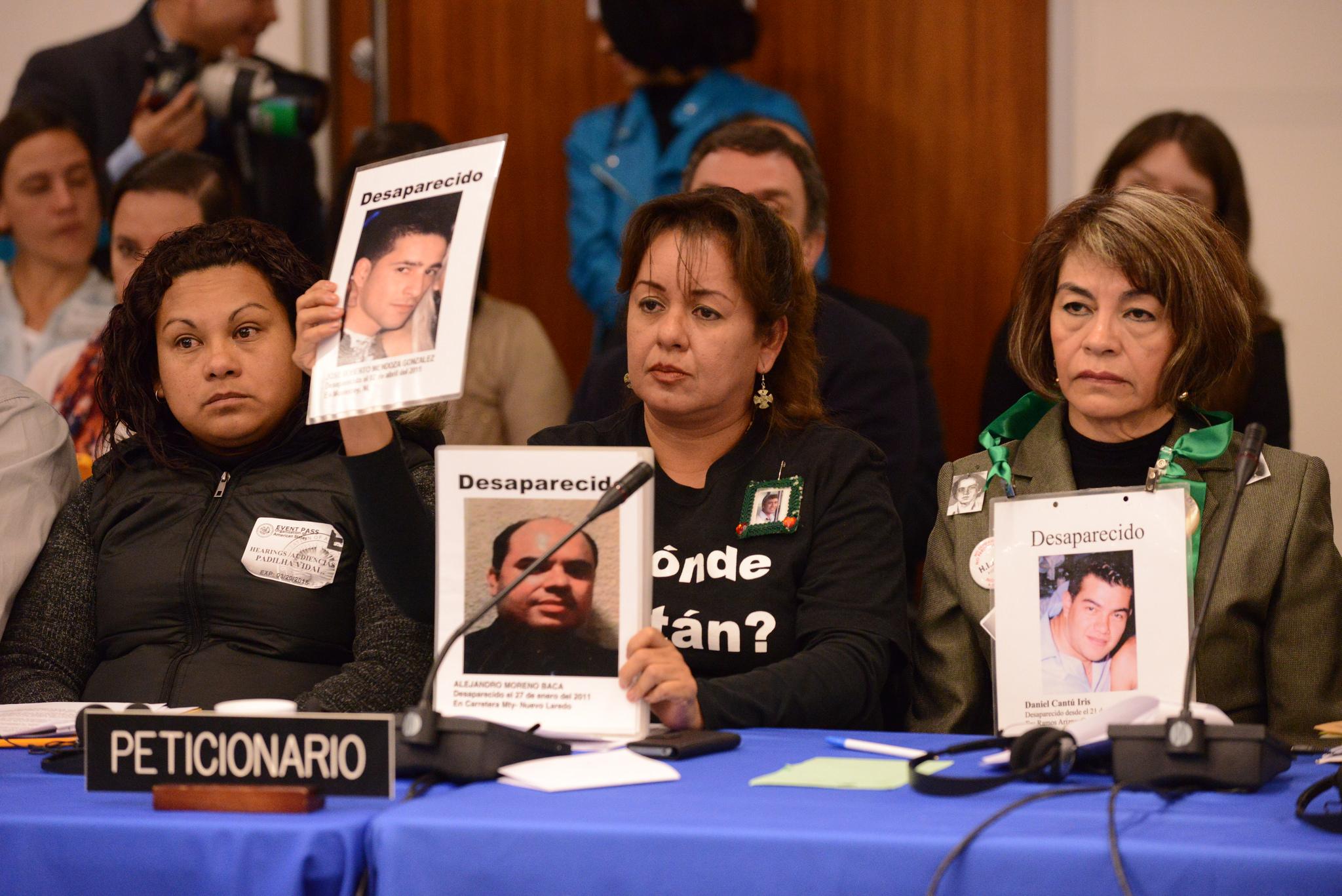 Mexiko: 30.000 Menschen verschwunden