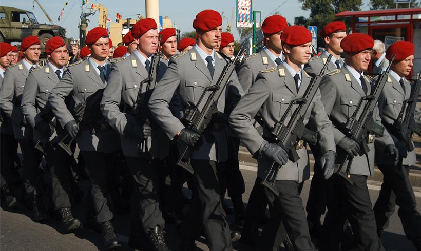 Bundeswehr soll umgebaut werden