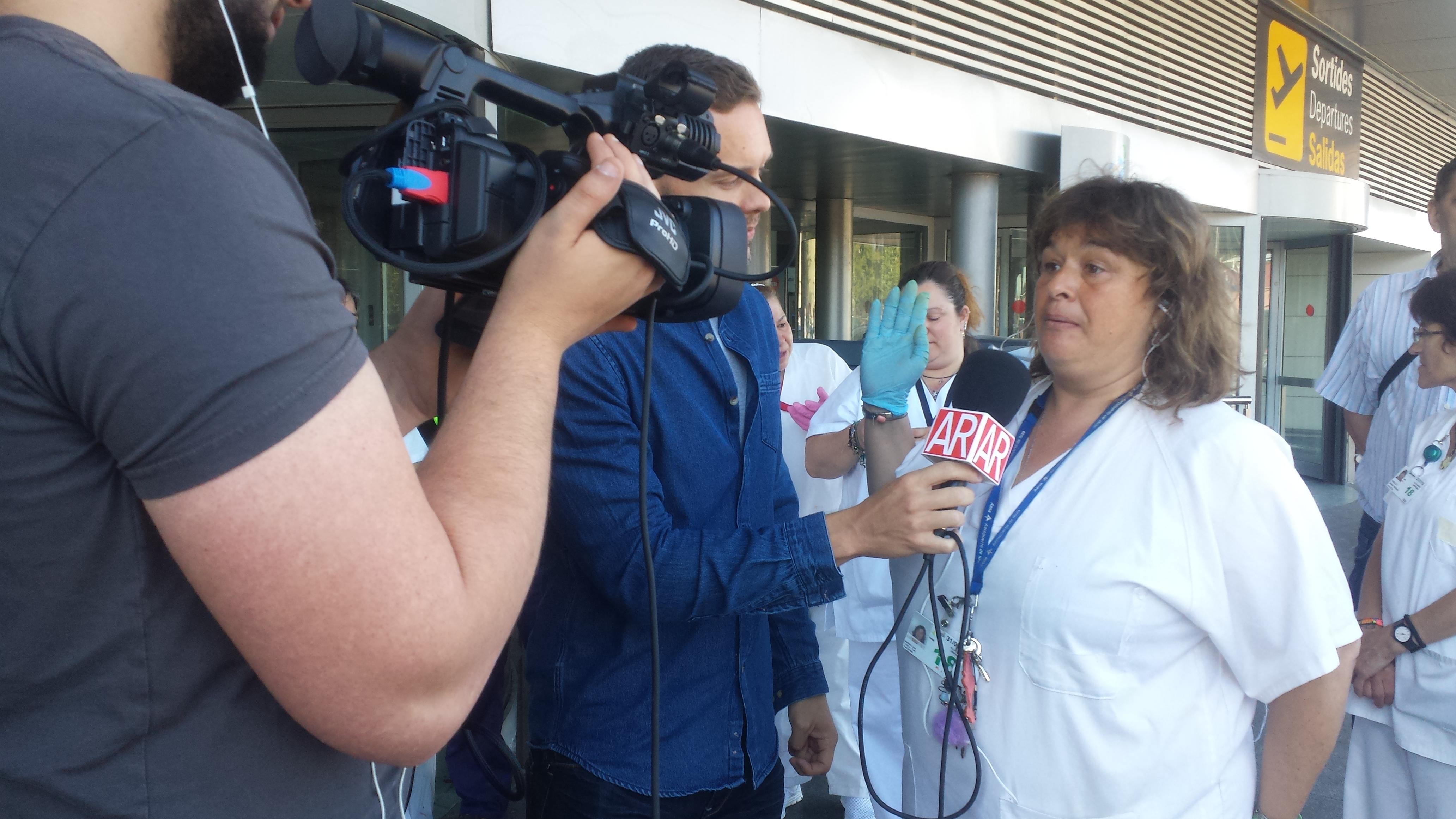 Putzkräfte am Flughafen Ibiza beenden einwöchigen Streik erfolgreich