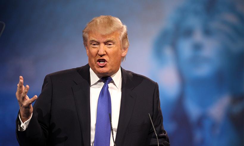 Schlammschlacht um US-Präsident Trump