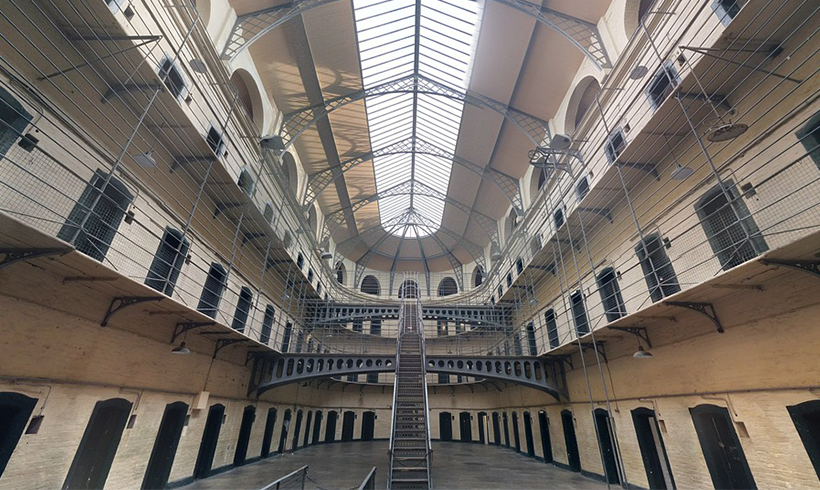 Deutsche Gefängnisse sind überbelegt