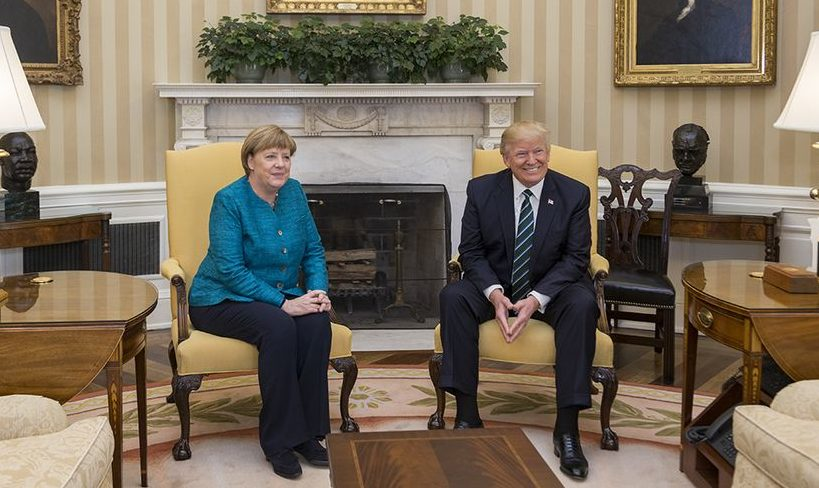 Deutsche Spitzenpolitiker kündigen Ende der engen Allianz mit den USA an