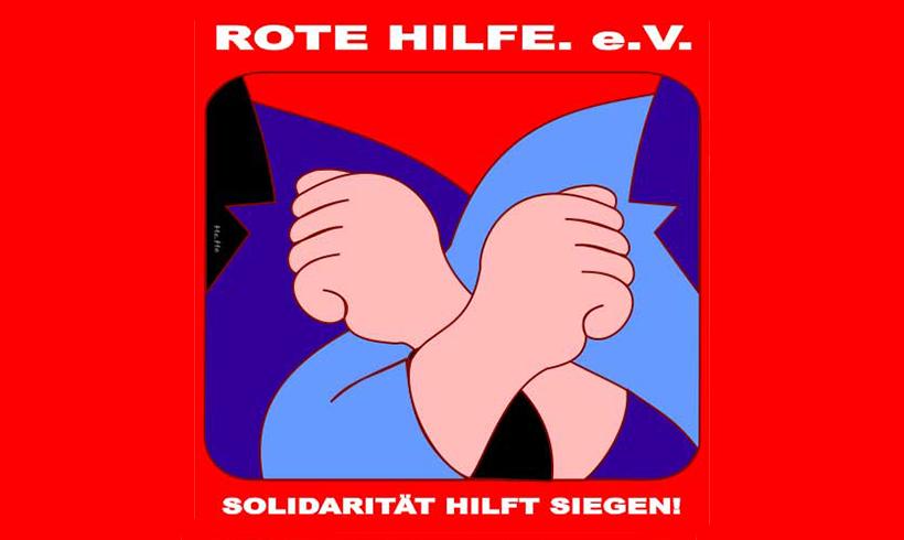 Rote Hilfe e.V.: Freilassung aller KriegsgegnerInnen weltweit!