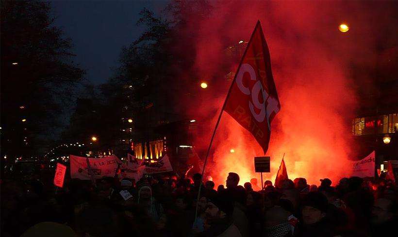 Tausende Bergarbeiter streiken weiter