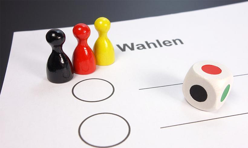 Wahlbeteiligung in Deutschland steigt deutlich an