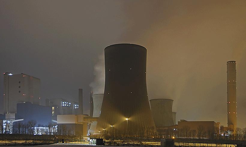 Atomkraft. Ein Beispiel für staatliche Finanzierung der Industrie - von Thomas Stark