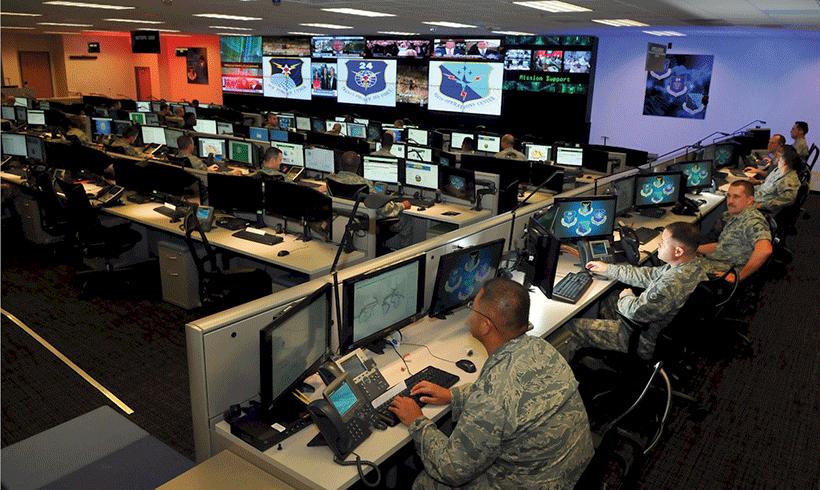 Bundeswehr rüstet für den Cyberkrieg