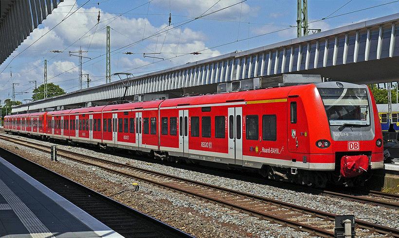 Brandanschläge auf Deutsche Bahn
