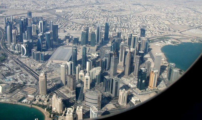 Doha-Katar-from_the_air2014