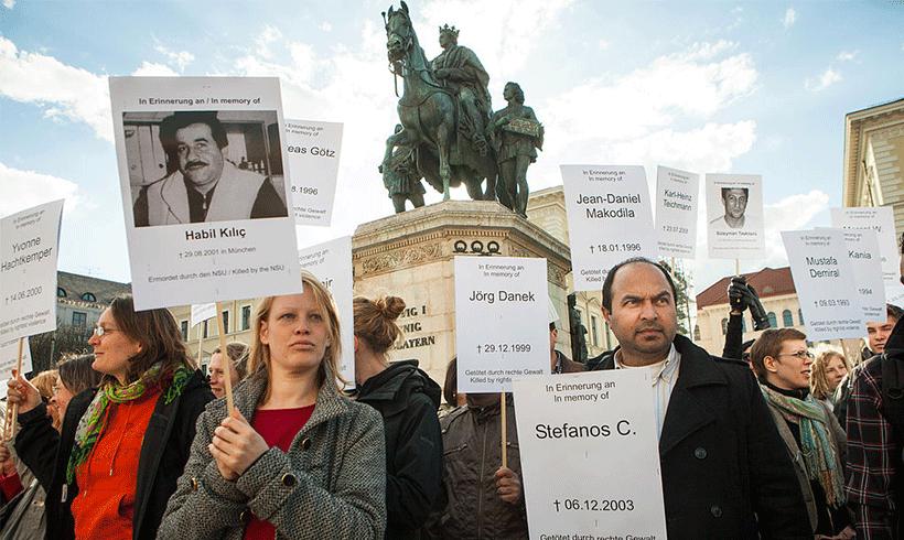 Familien der NSU-Mordopfer verklagen deutschen Staat