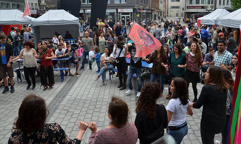 Hunderte nahmen am 3. Ivana Hoffmann-Festival teil