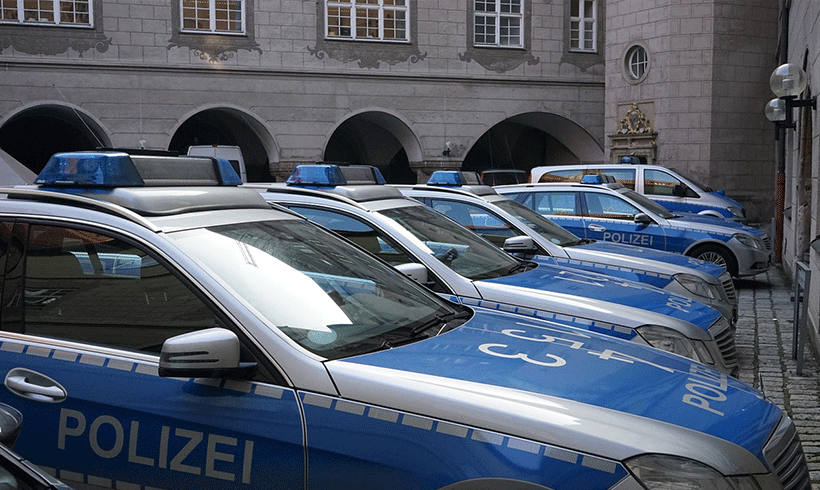 Bedroht die Berliner Polizei die linke Szene?