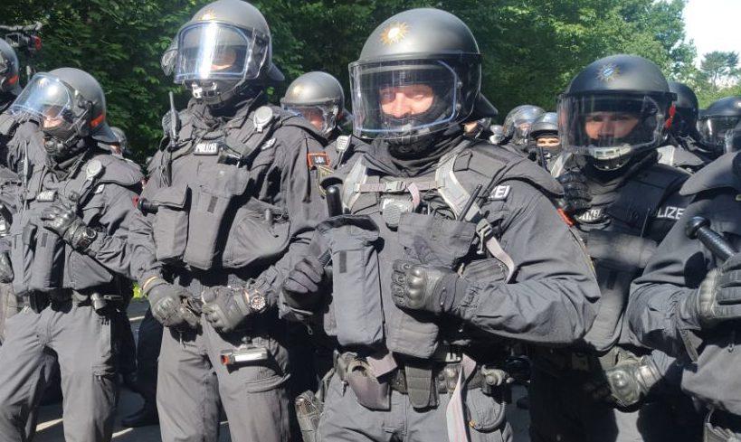 G20: Staatsanwaltschaft und Dienstaufsicht ermitteln gegen Polizisten