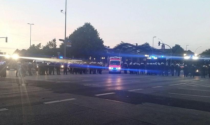 G20Polizei