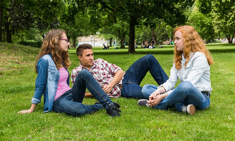 Jugendliche sehen ihre Interessen nicht von Politikern vertreten