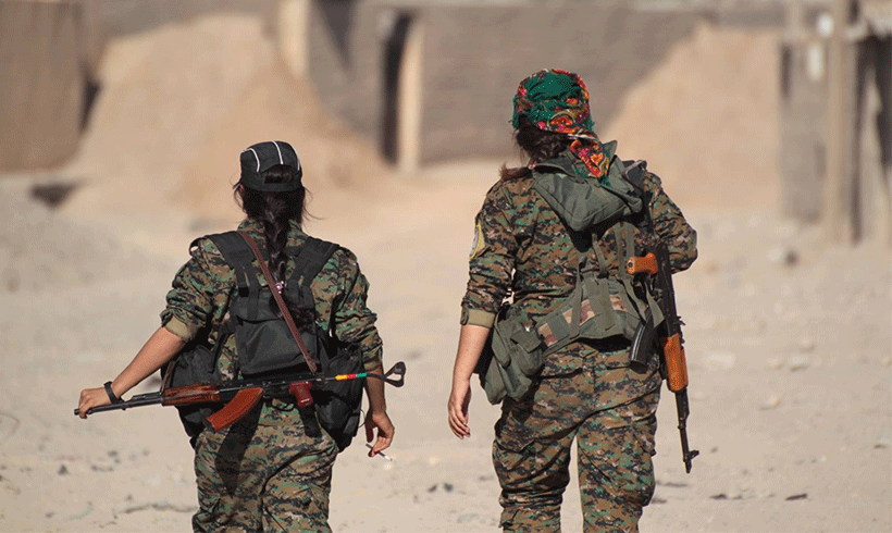 Syrien: Es geht um viel mehr als einen Stellvertreterkrieg – von Kevin Hoffmann