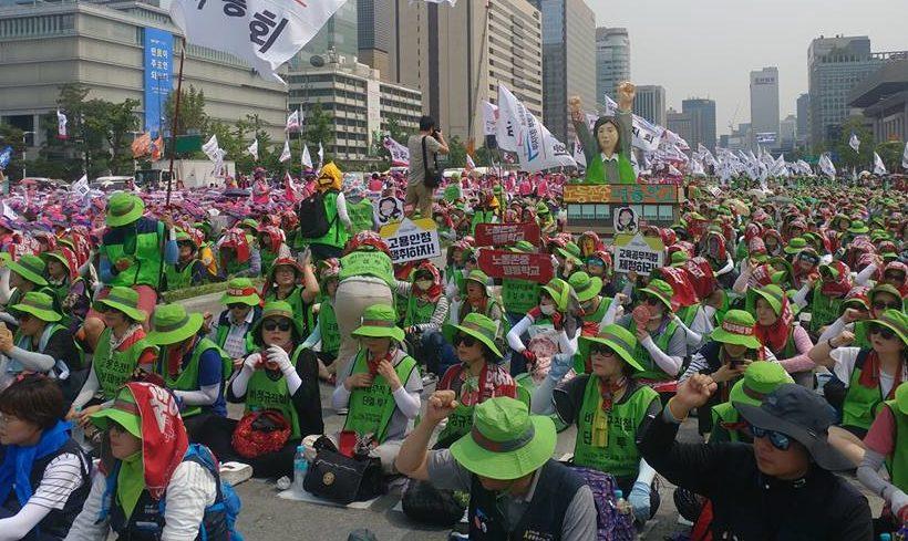 Nach Sturz durch Massenproteste: Südkoreas Ex-Präsidentin zu 24 Jahren Haft verurteilt
