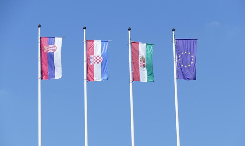 Machtkampf auf dem Balkan