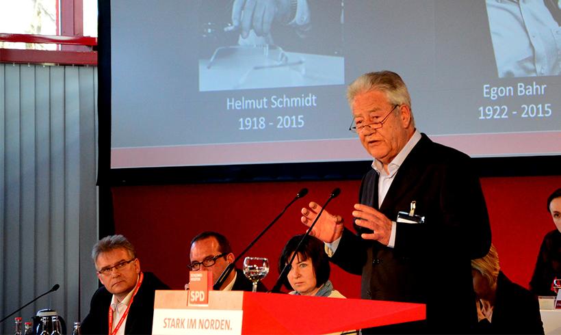 Ex SPD-Chef: Agenda 2010 kostet SPD dauerhaft 9 Prozent