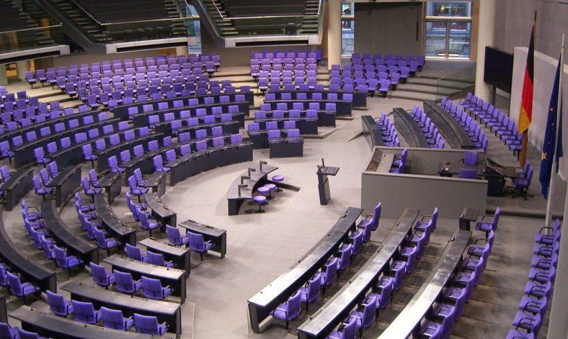 Beginn der Verhandlungen zwischen CDU/CSU und SPD