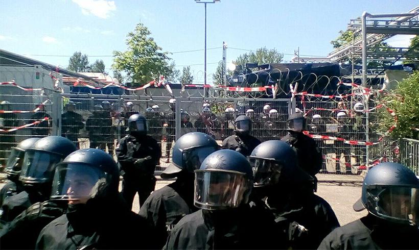G20: Polizei nahm Italiener wegen Sprache und Kleidung fest – rechtswidrig
