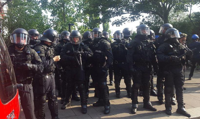 G20: 18jähriger Fabio V. bleibt in U-Haft