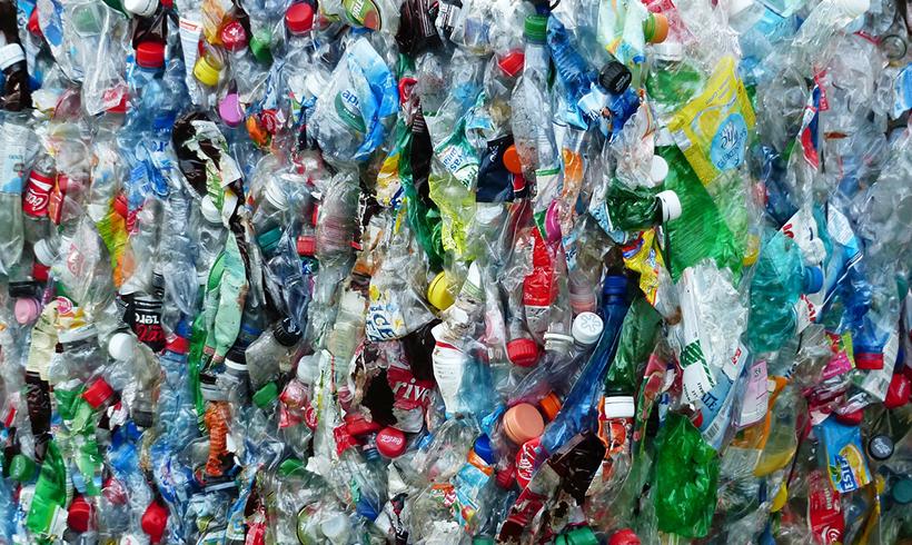 Mehr als 18 Millionen Tonnen Verpackungsmüll
