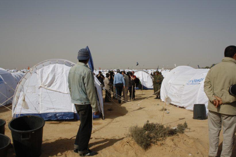 EU richtet Internierungslager für Geflüchtete in Afrika ein