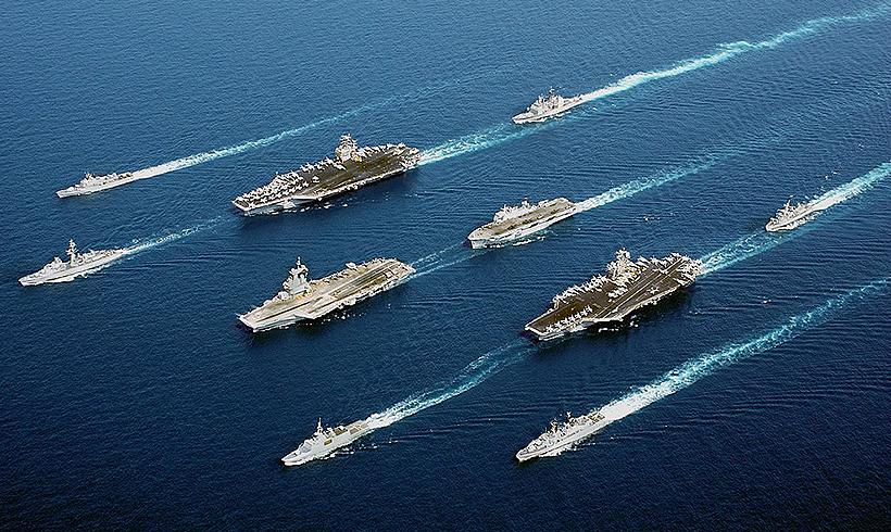 Weltweite Rüstungsausgaben steigen auf Rekordhoch