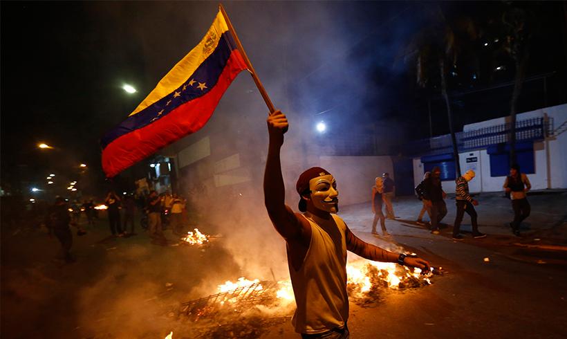 VenezuelaProteste