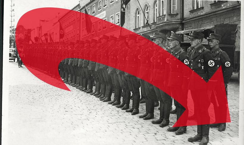 Offene Nazi-Agitation im AfD-Wahlkampf - von Linda May
