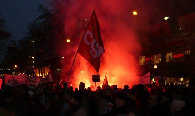 Frankreich: Macron plant stärksten Angriff auf französische ArbeiterInnen seit Jahren