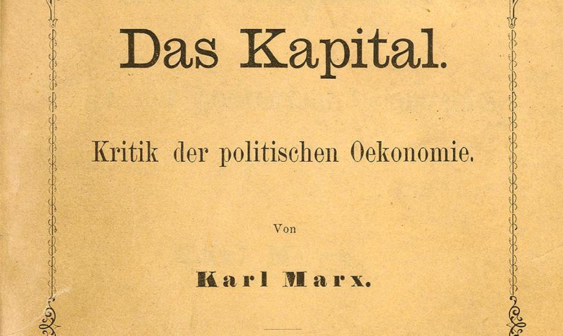 """""""Das Kapital"""" von Karl Marx wird 150 – Ein Kommentar von Pa Shan"""