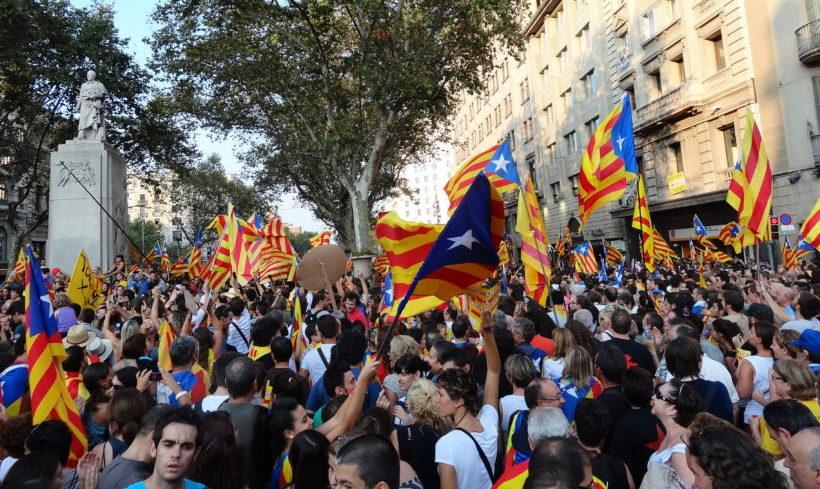 Machtkampf in Katalonien