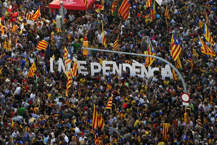 Katalonien-Wahlen: Befürworter der Unabhängigkeit gewinnen absolute Mehrheit