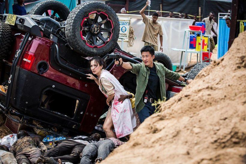 Hollywood auf Chinesisch