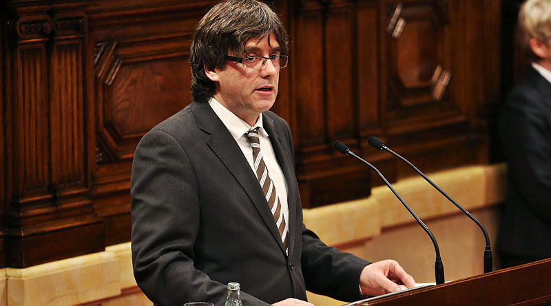 Katalanischer Regierungschef wegen