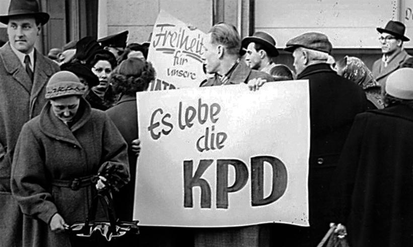 """Studie: KPD-Verbot """"durch und durch verfassungswidrig"""" - Eine Zusammenfassung von Thomas Stark"""