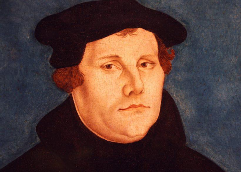 Martin Luther: kein Querdenker, sondern Antisemit. - Ein Kommentar von Felix Thal