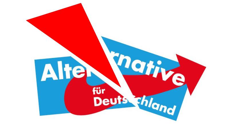 Nazi-Fan-Artikel im AfD-Umfeld