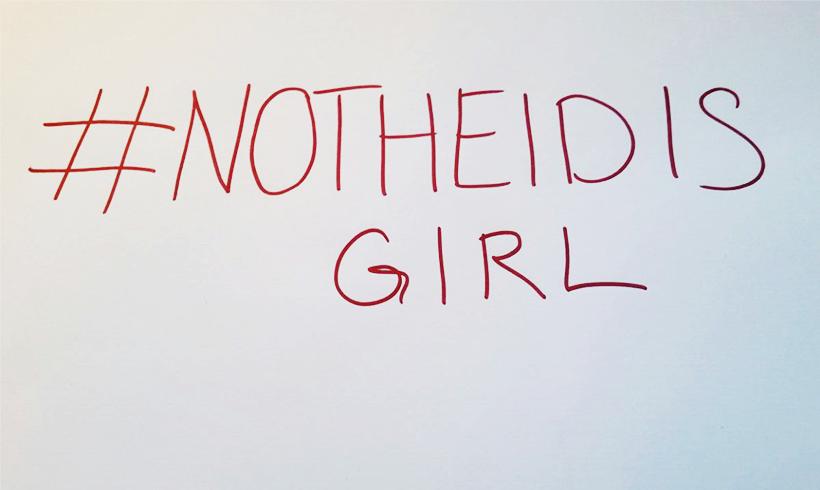 #notheidisgirl – Frauen rebellieren gegen Schönheitsideal