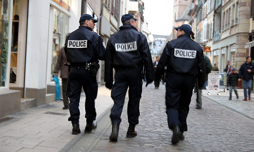 Faschisten planten Mordanschläge in Frankreich