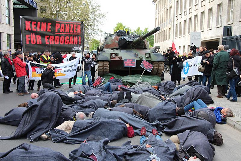 Regierung: Rüstungsexporte in die Türkei stark gesunken