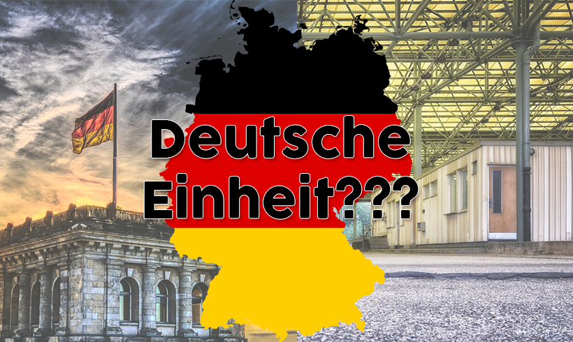 Es wird Zeit für die Wiedervereinigung der ArbeiterInnenklasse! - Kommentar zu 27 Jahren deutsche Wiedervereinigung von Lukas Beimler