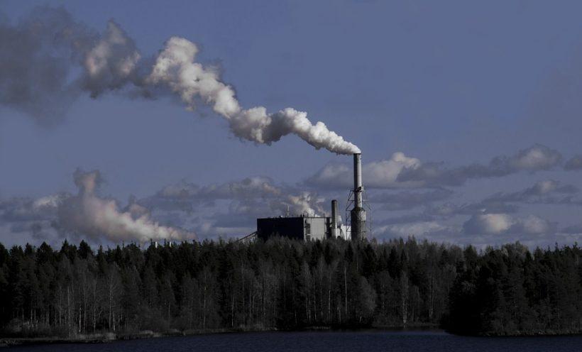 Jede/r Sechste stirbt wegen Umweltverschmutzung