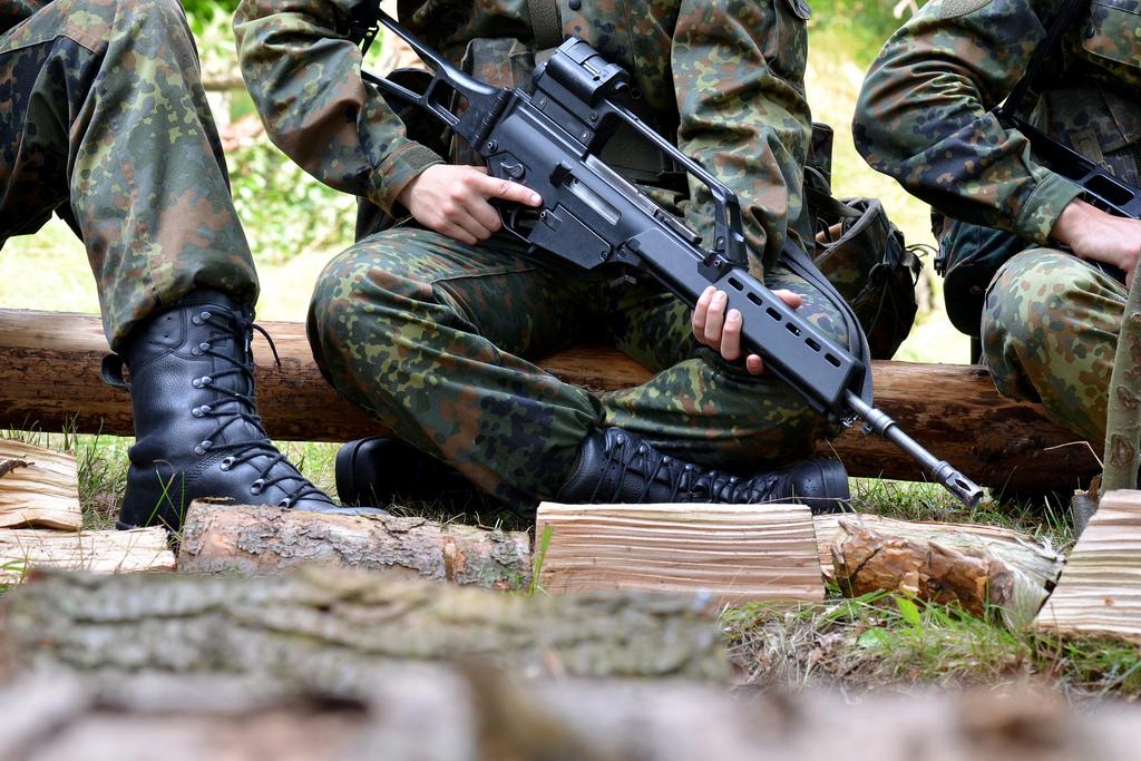 Vergewaltigung zweier junger Bundeswehrsoldatinnen wurde gefilmt