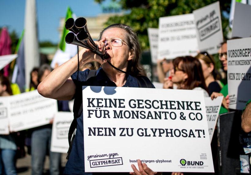 Weitere 5 Jahre Profit mit Glyphosat auf unsere Kosten – ein Kommentar von Anton Dent