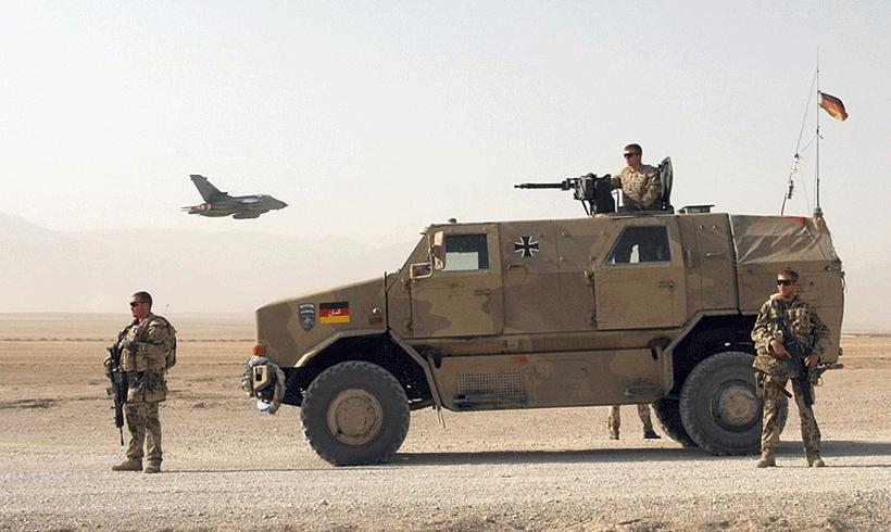 Kriegsverletzungen in Afghanistan steigen deutlich an