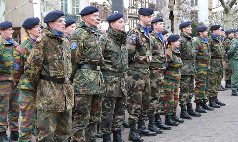 EU-Staaten gründen eigene Verteidigungsunion