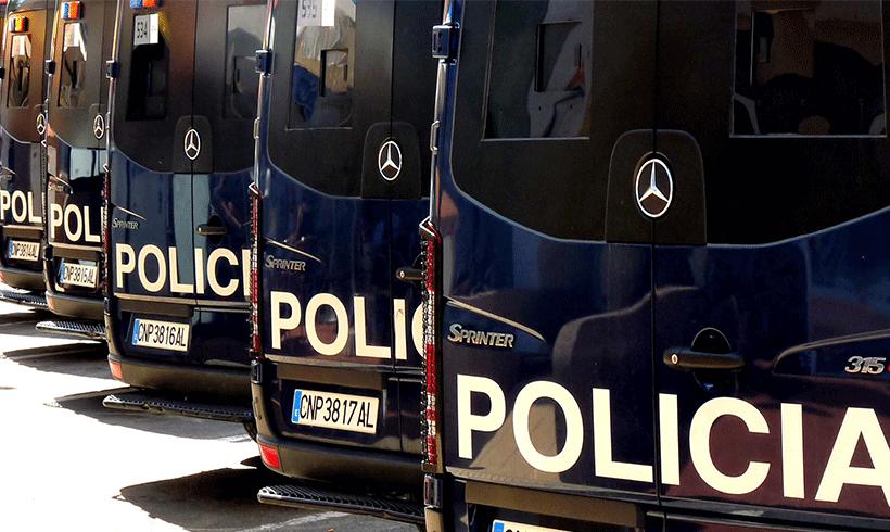 """Polizisten in Madrid: """"Hitler war Gott"""" und """"ich würde den Gashahn wieder aufdrehen"""""""